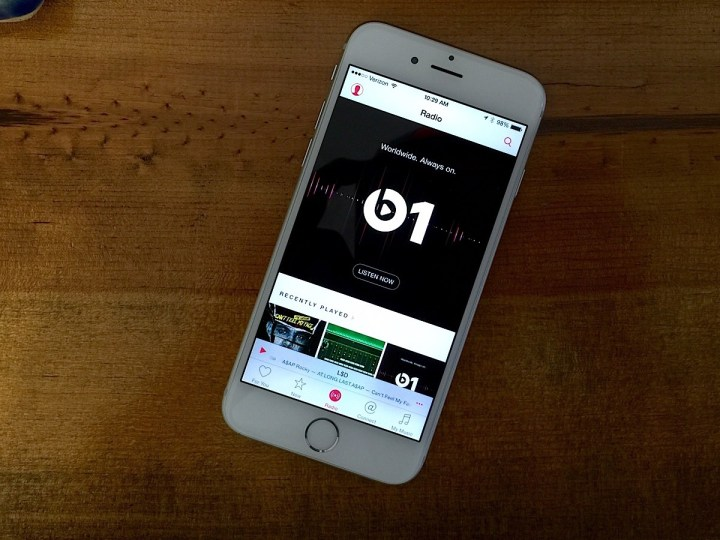 Call in a request to Beats 1 radio.