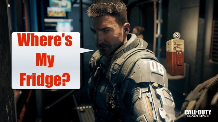Call of Duty: Black Ops 3 Fridge is Sold Out