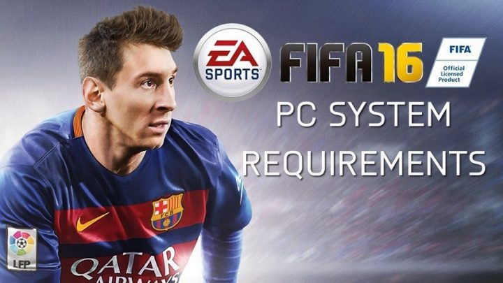 Here's the FIFA 16 PC specs you need to play.