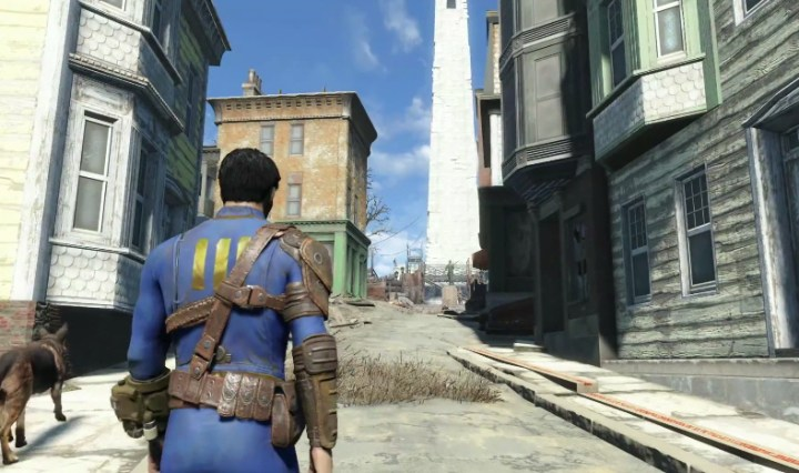 New Fallout 4 Gameplay Details