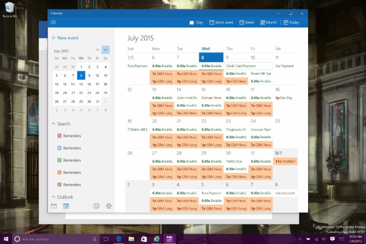 How to Add Calendars in Windows 10 (11)