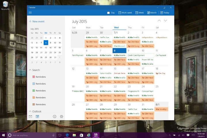 How to Add Calendars in Windows 10 (7)