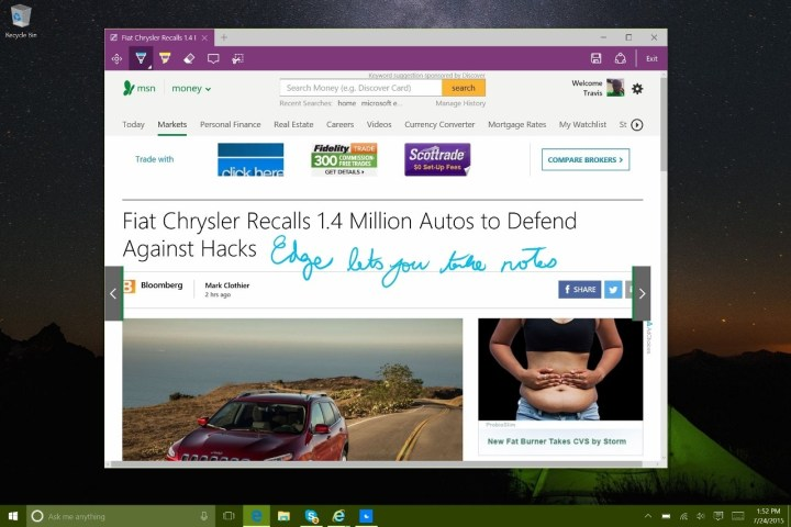How to Browse the Internet in Windows 10 (10)