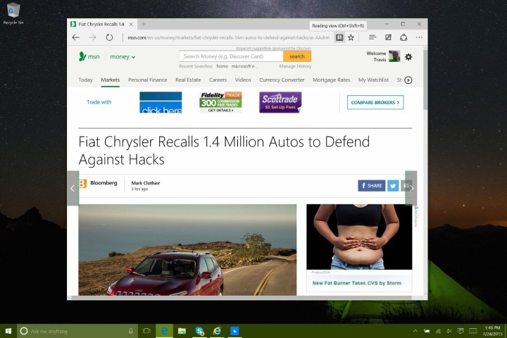 How to Browse the Internet in Windows 10 (9)