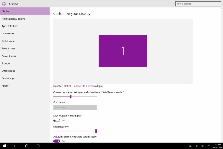 How to Use Touch Mode in Windows 10 (4)