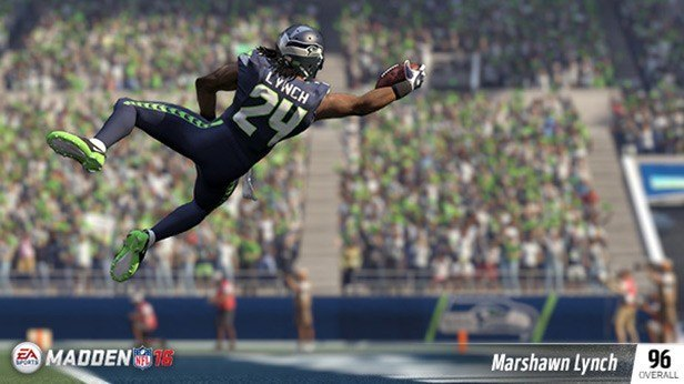 The best running backs according to Madden 16 ratings might surprise you.