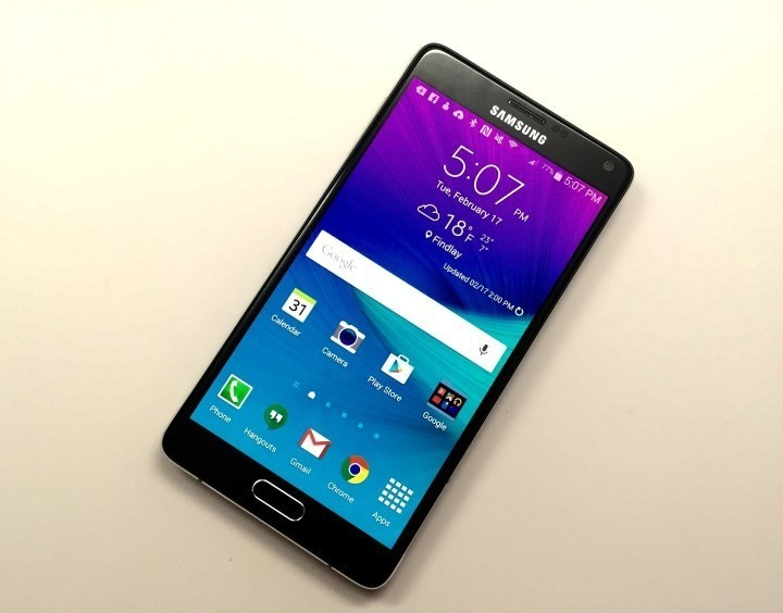 Galaxy Note 5 Launch Date