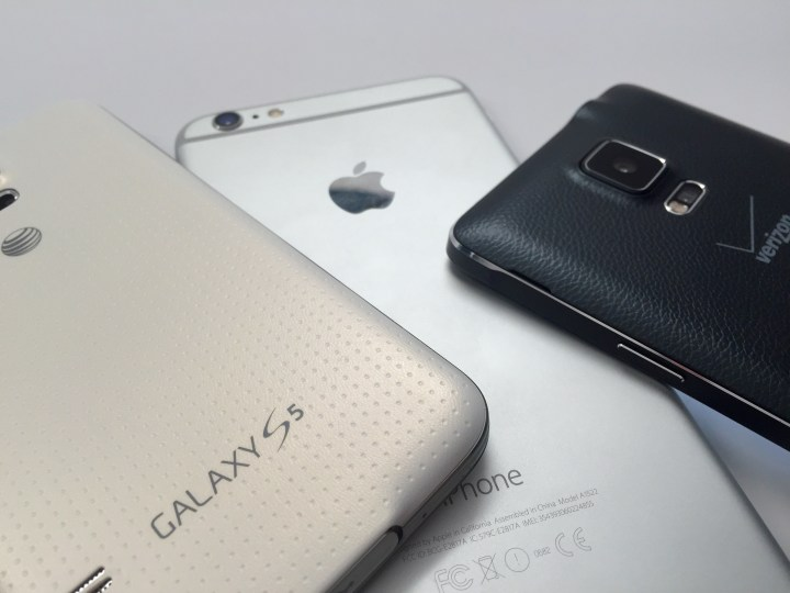 Get Familiar with Galaxy Note 5 Competitors