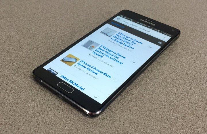 Galaxy Note 5 Processor & Big Battery