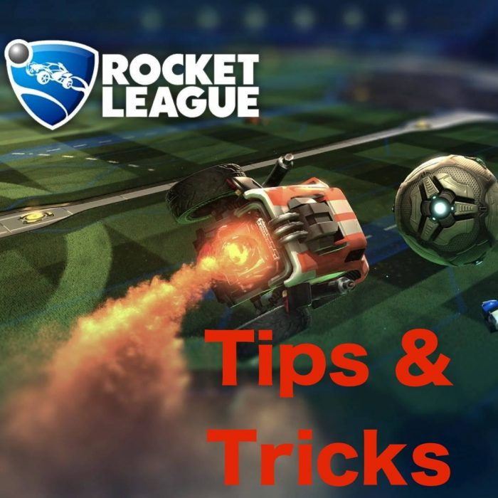 Learn how to be a better player with Rocket League tips and tricks.