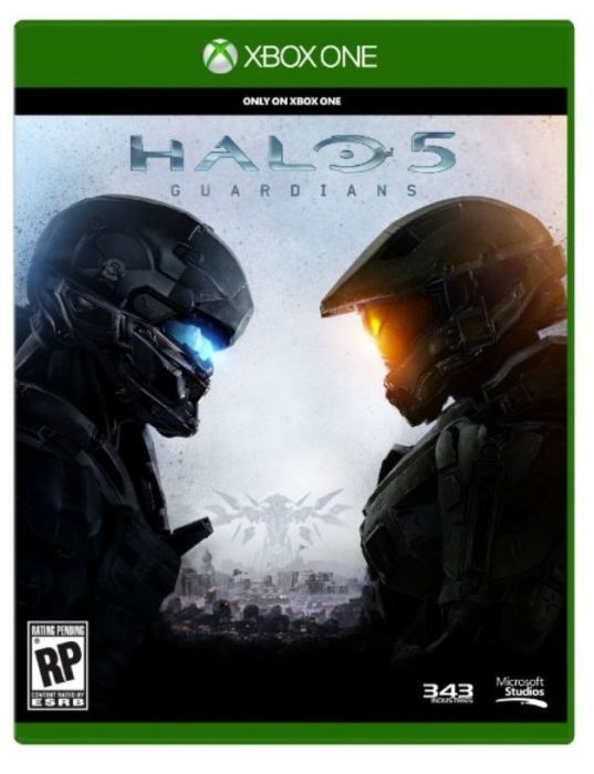 halo 5 guardians cover