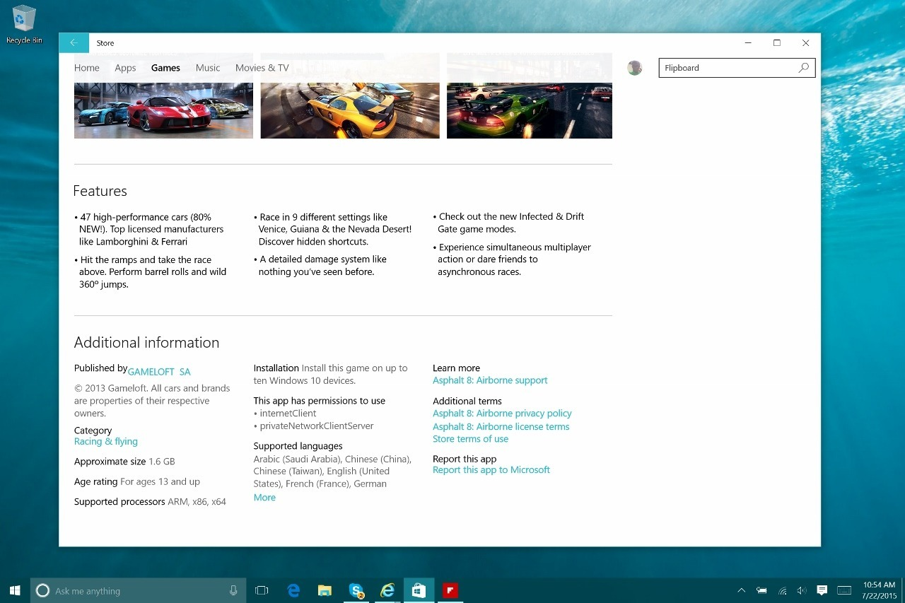 How to Install Apps & Games in Windows 10
