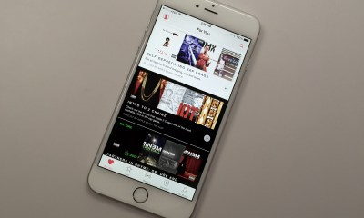 The new Apple Music app is a major part of iOS 8.4.