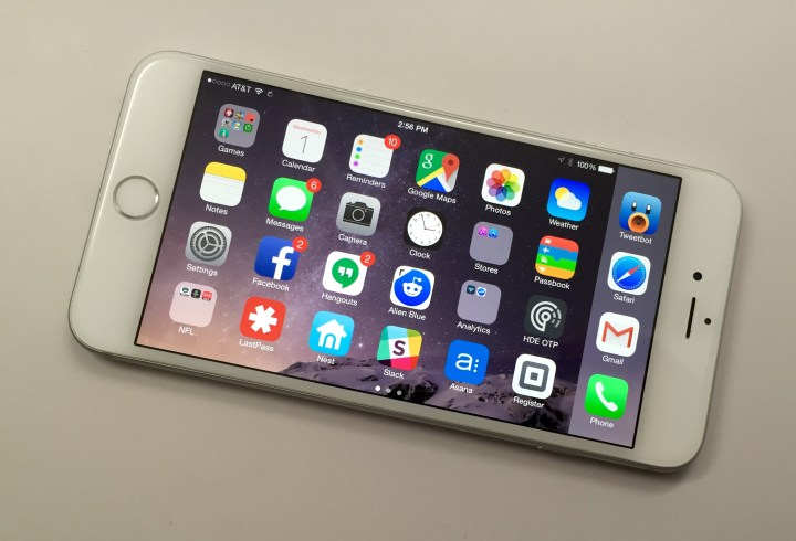 Here's an early look at the iPhone 6 Plus iOS 8.4 performance.