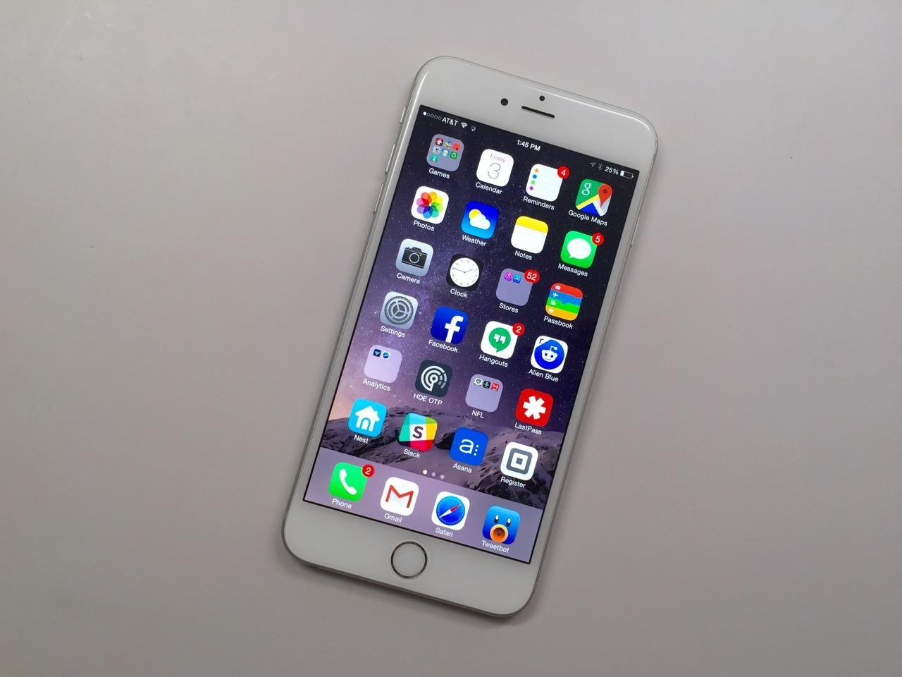 Weve Heard That The Two Devices Will Come With 47 Inch IPhone 6s And 55 Retina HD Displays Plus They