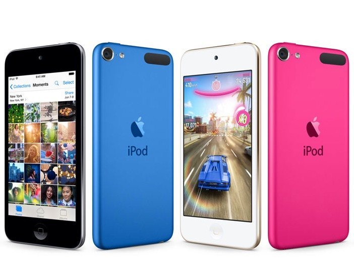 iPod touch 2015 New Features - 5