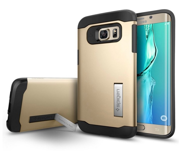 Spigen Slim Armor Galaxy S6 Edge Plus Case