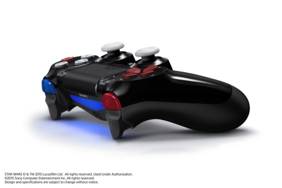Darth Vader PS4 Controller - DualShock 4 Star Wars Battlefront