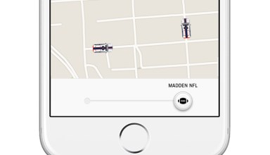 Choose the Madden NFL option in Uber to get delivery ahead of the Madden 16 release date.