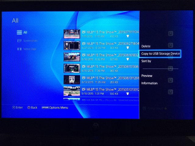 How to Transfer PS4 Screenshots to Your Computer