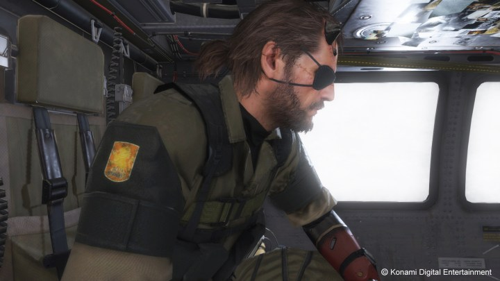 Metal Gear Solid 5 PC Requirements