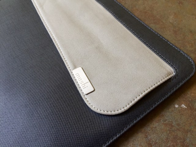 The Moshi Muse MacBook Sleeve is an awesome accessory.