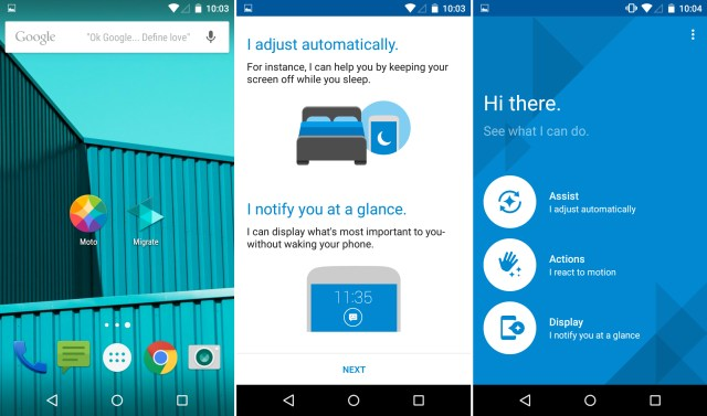 Moto-app
