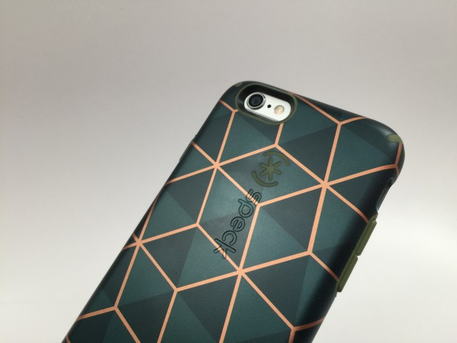 This is the best looking iPhone 6 case I've ever used.