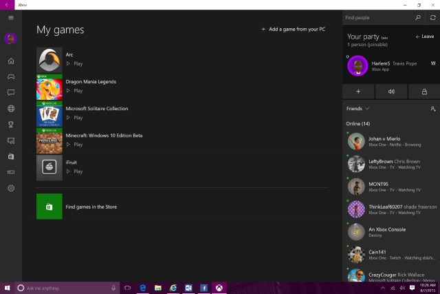 Xbox on Windows 10 (8)