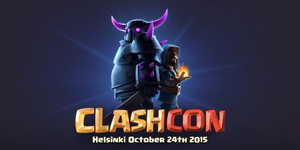 Clash Con, More Walls, and Dark Spells