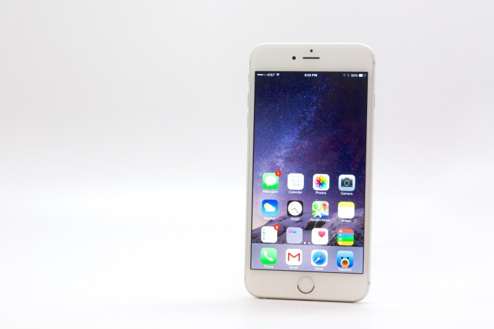 An iPhone 6-like Design