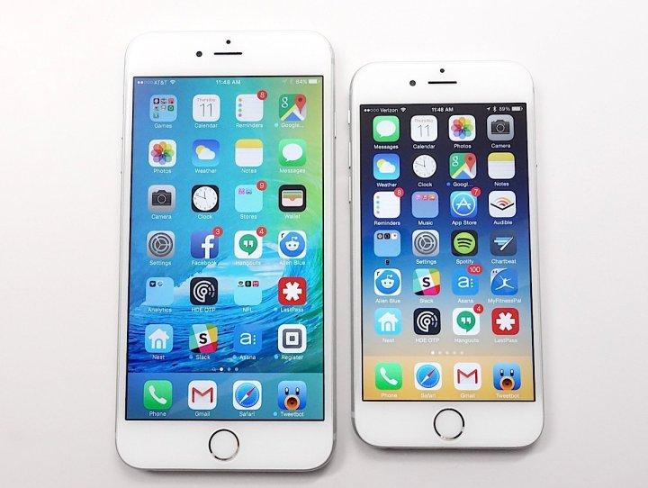 iPhone 6s Camera Upgrade
