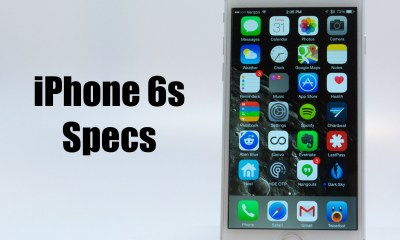What you need to know about the iPhone 6s specs.
