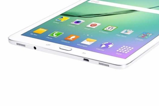 This is the Samsung Galaxy Tab S2