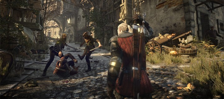 Best PS4 Games - The Witcher 3
