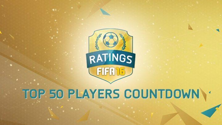 FIFA 16 Ratings - 1