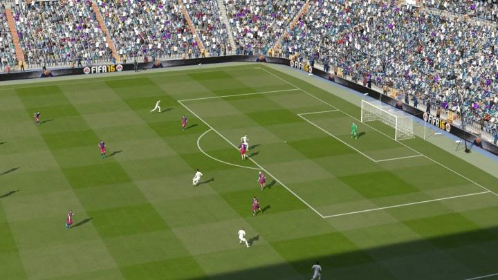 FIFA 16 DEMO Intros 0-0 RMA V BAR, 1st Half