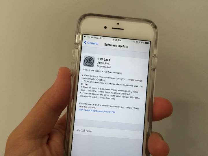How to Install If You're Coming from iOS 9.1 Beta