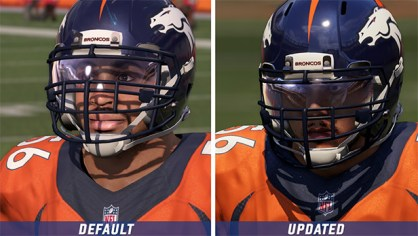 Madden 16 Update - Player Likeness - 1