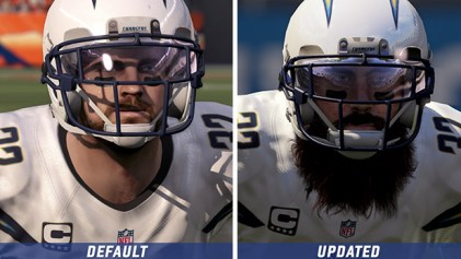 Madden 16 Update - Player Likeness - 6
