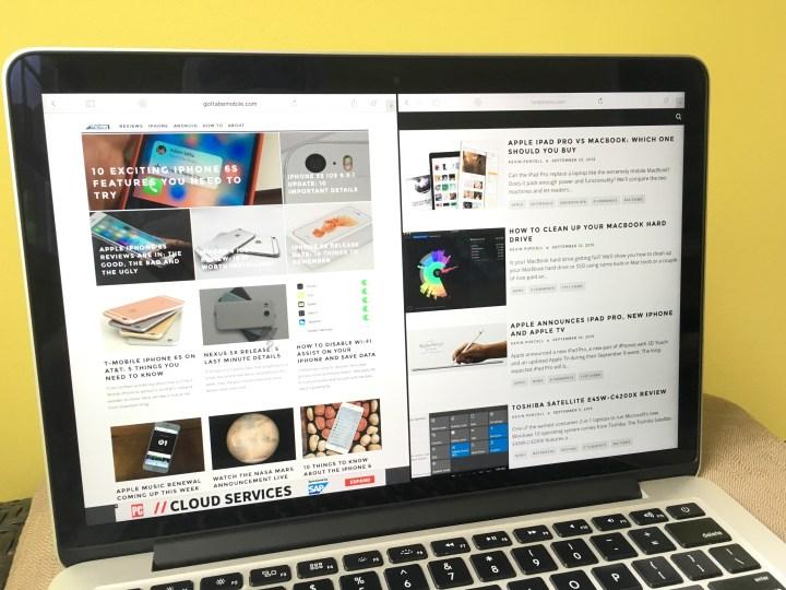 Get Familiar With OS X El Capitan