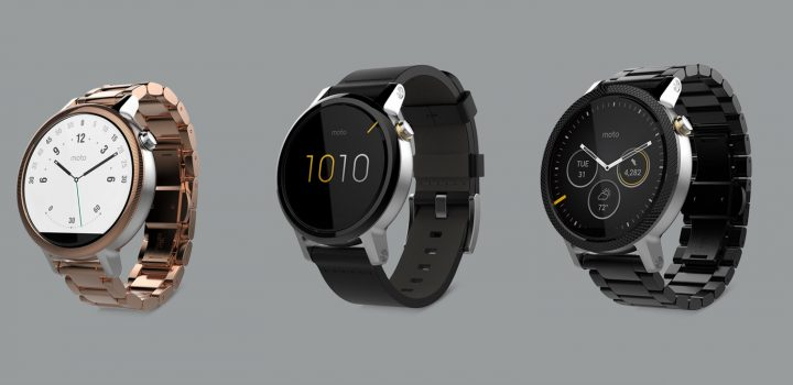 Moto 360 2nd Gen Design