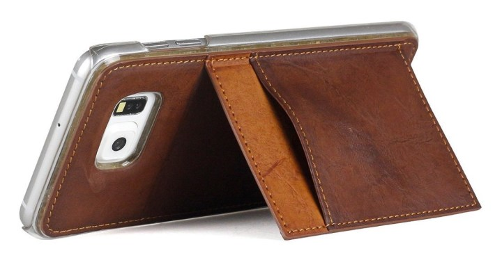 AceAbove Kickstand Wallet Case