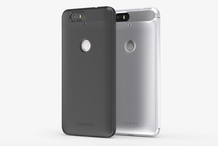 ADOPTED Protective Thin TPU Case