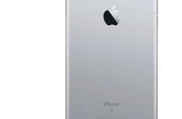 iPhone 6s Plus in Space Gray