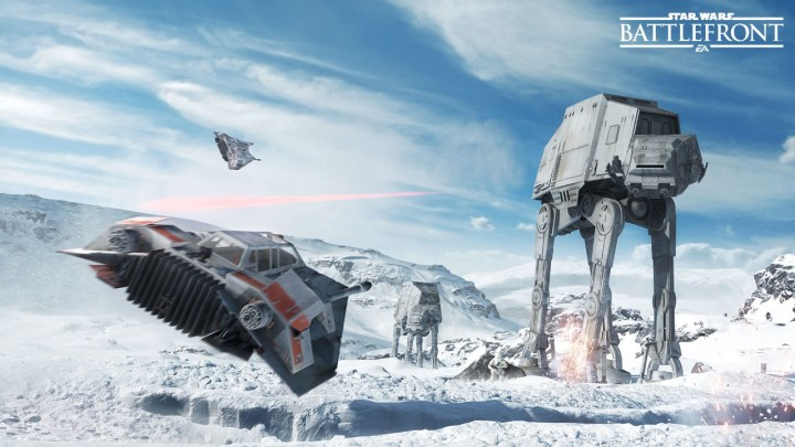 Star Wars Battlefront beta details - 2
