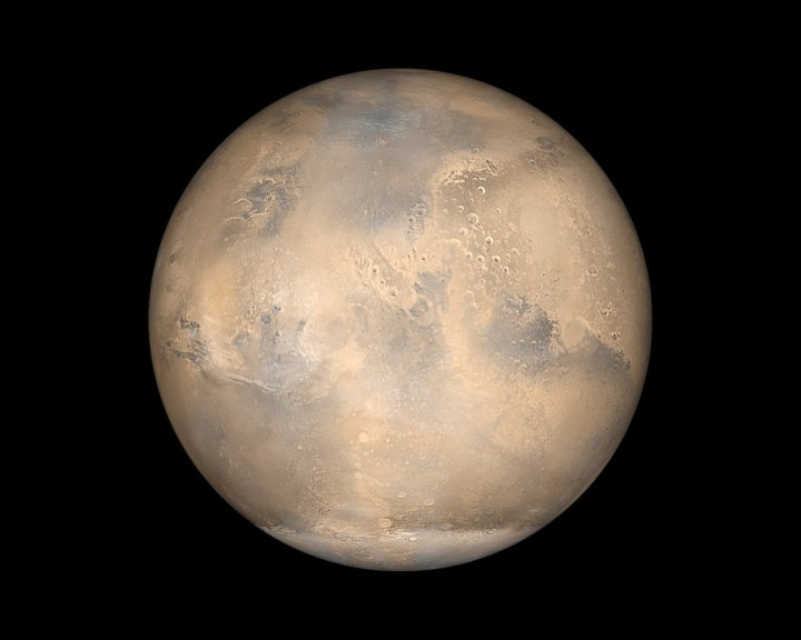 Watch the NASA Mars announcement live. Image via NASA on the Commons.