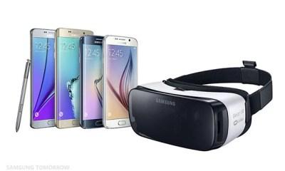 Samsung's Gear VR headset