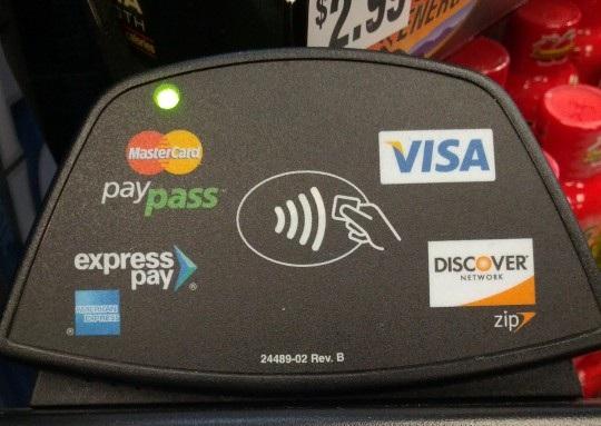 google-wallet-PayPass-Terminal