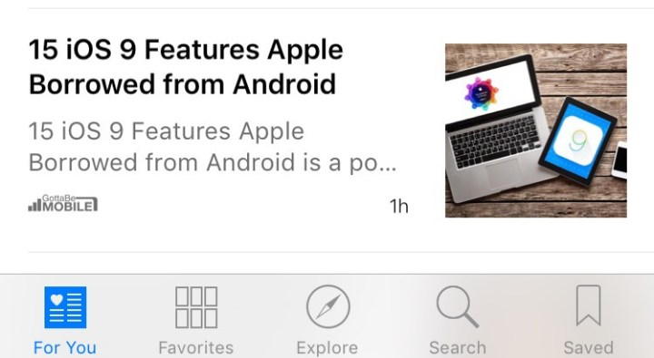 iOS 9 Tips Tricks Hidden Features - 1